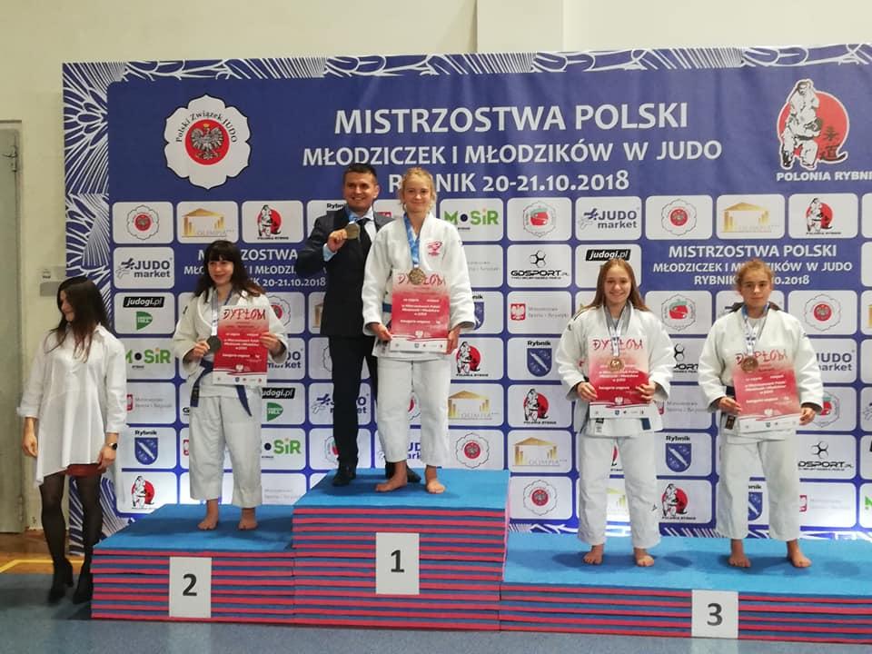 Zabawa z Judo - Kąty Wrocławskie, Święta Katarzyna, Tyniec Mały
